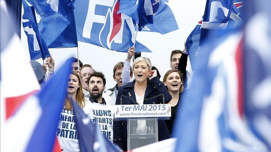 El FN le retira la palabra a Jean-Marie Le Pen por sus derivas antisemitas