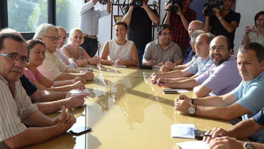 Reunión de la Mesa de Gibraltar