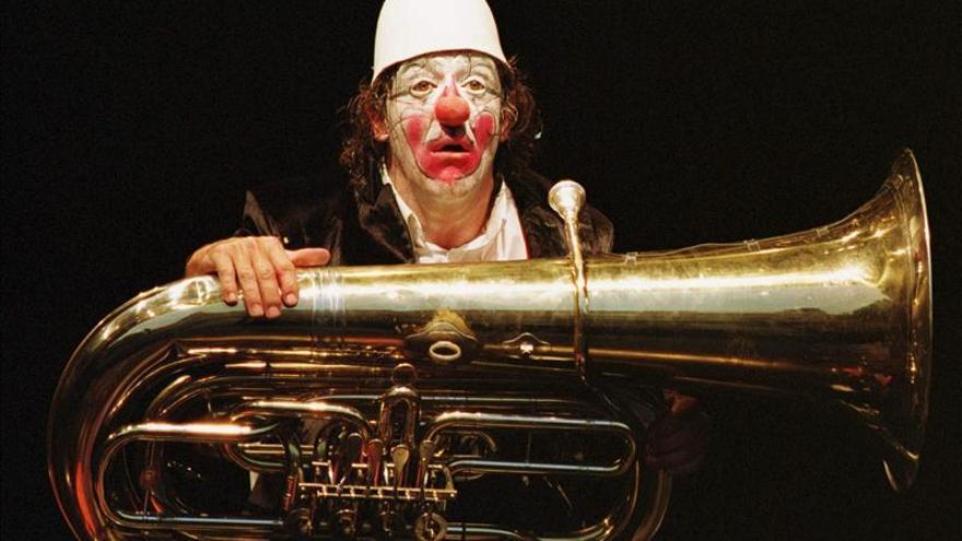 El payaso Tortell Poltrona, Premio Nacional de Circo 2013