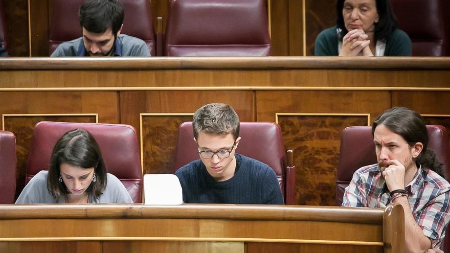 Afines a Iglesias lanzan la campaña #IñigoAsíNo y acusan a su secretario de Política de dividir Podemos