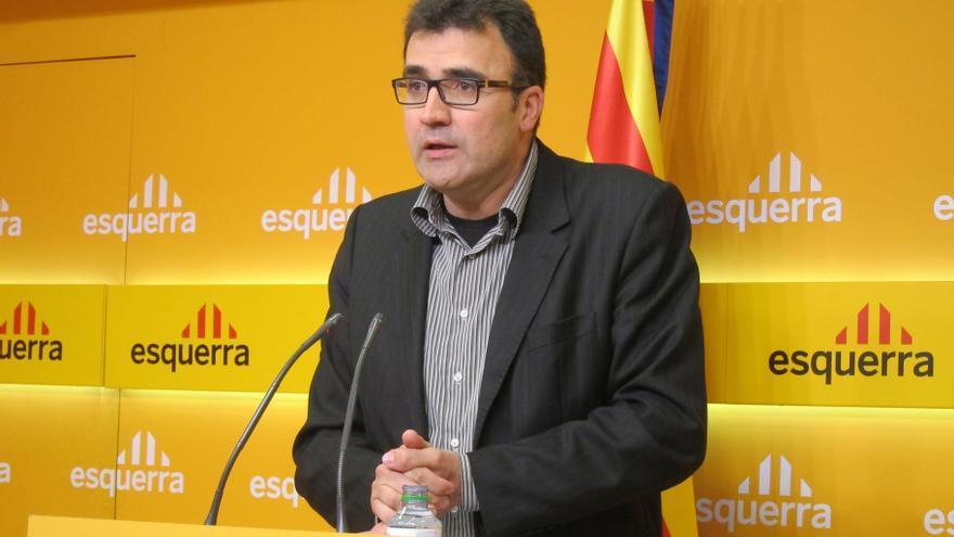 ERC insta al PSC a seguir comprometido con el 'derecho a decidir' pese a las tesis de Chacón