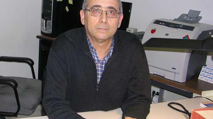 José Carlos Bermejo es catedrático de Historia Antigua en la Universidad de Santiago de Compostela