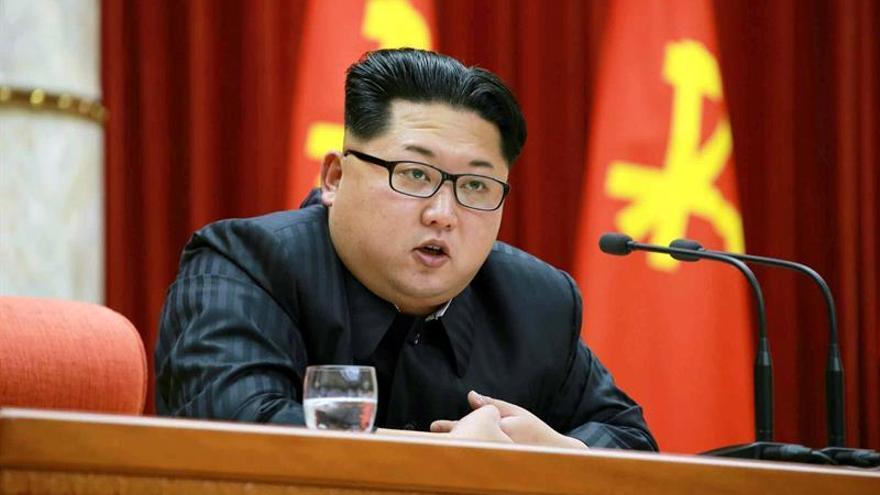 Kim Jong-un realizó su menor número de apariciones públicas en 2017