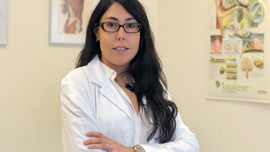 Bernardina Tudela. Presidenta SMUMFYC