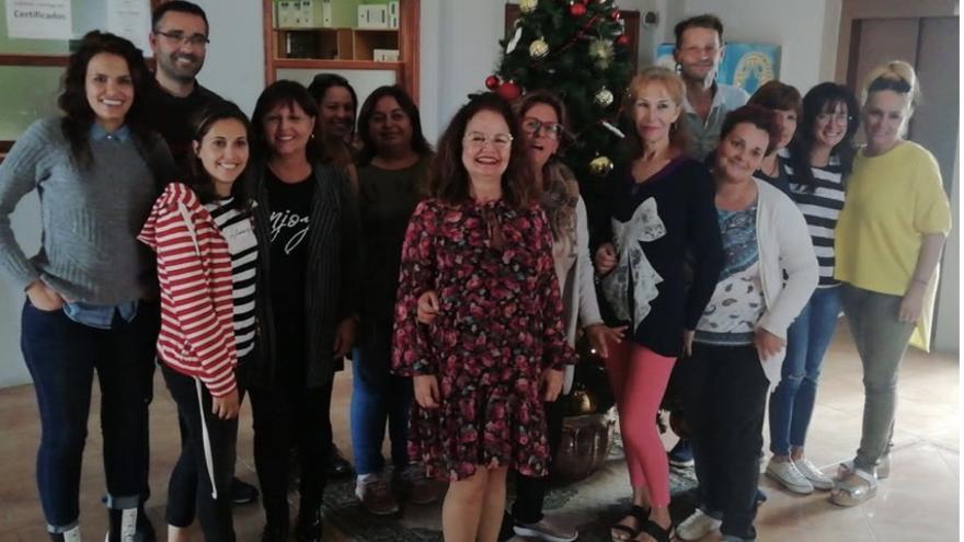 """El Área de Inclusión Social de Servicios Sociales de Tazacorte está """"muy satisfecha"""" con elProyecto Social Comunitario La Lonja Duende IIy elProyecto Edúcame +que se están desarrollando gracias a la financiación del Gobierno de Canarias y el Ayuntamiento de la Villa y Puerto."""