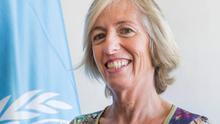 Stefania Giannini, Subdirectpra general de educación de la Unesco.