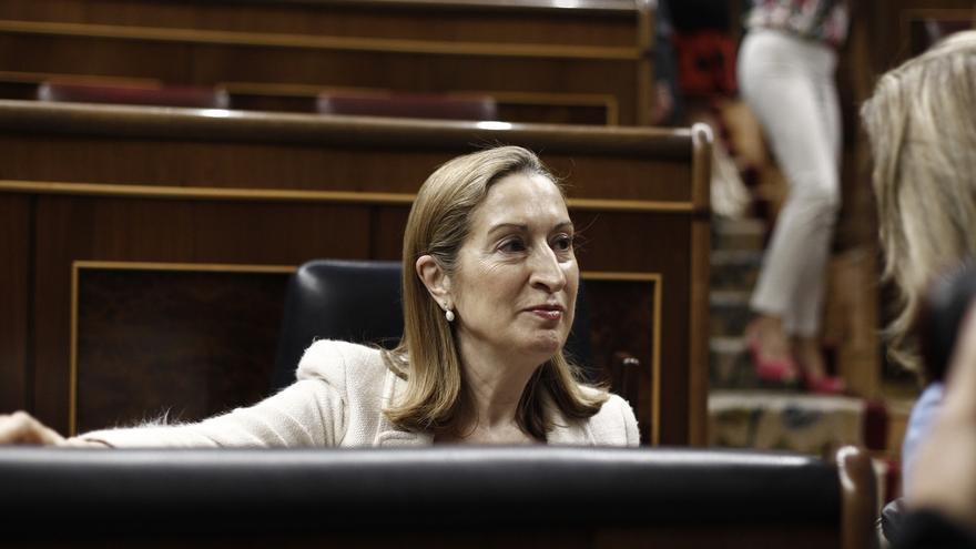 El PSOE preguntará el miércoles a Pastor en el Congreso sobre las privatizaciones de Aena y del AVE a Levante / EUROPA PRESS