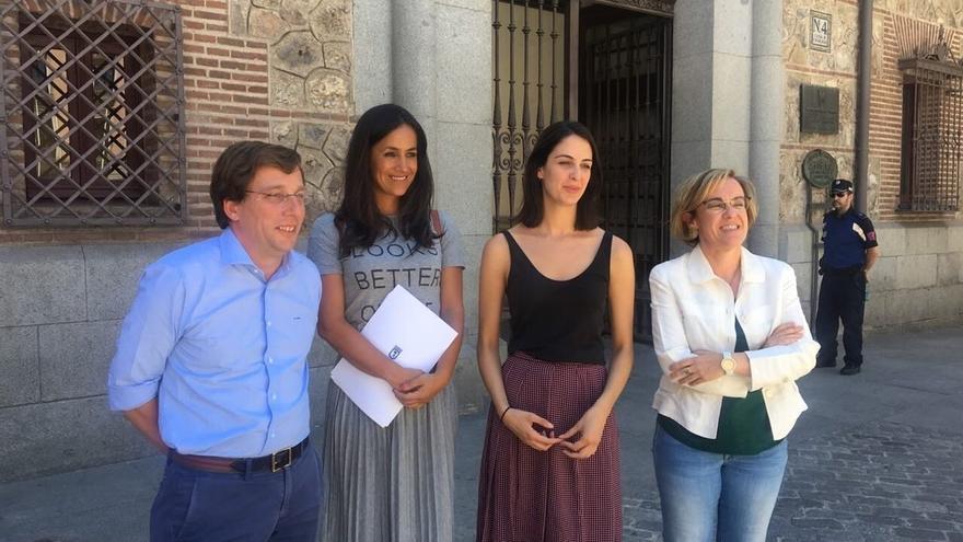 Ahora Madrid, PP, PSOE y Cs acudirán juntos a los dos homenajes que se rendirán hoy a Miguel Ángel Blanco en Madrid