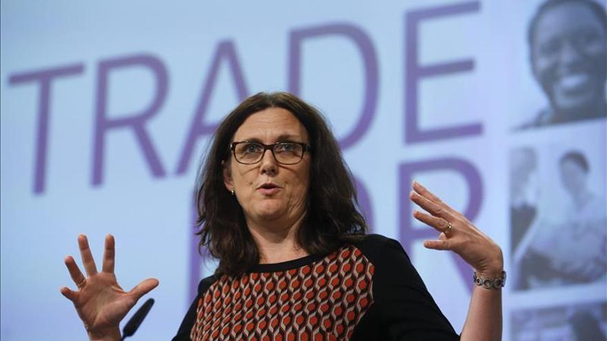 La CE publica la propuesta de desarrollo sostenible del TTIP, aún por definir la aplicación