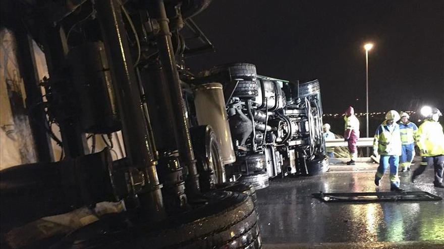 Seis muertos en accidentes de tráfico durante el fin de semana