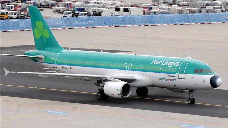 Aer Lingus aumentó un 19 por ciento su beneficio operativo en el tercer trimestre