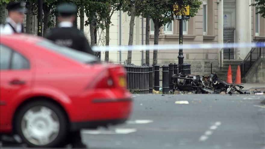 Detienen a 12 supuestos disidentes del IRA en operación antiterrorista