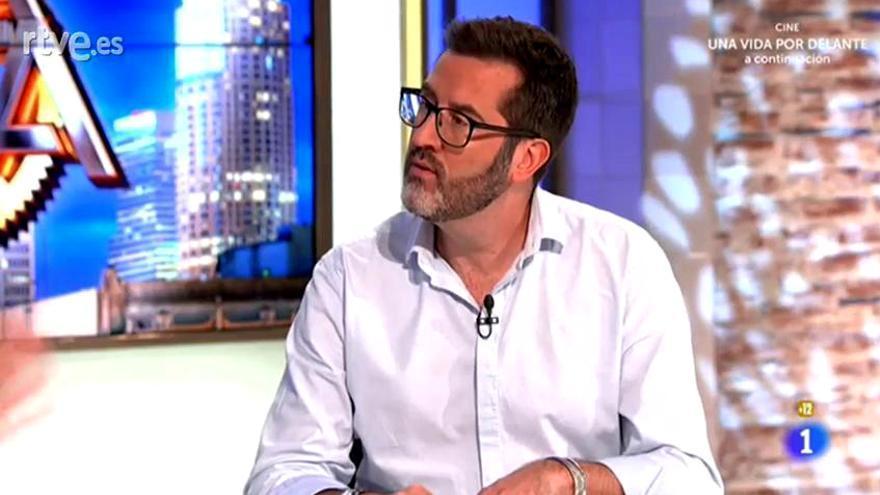 Andrés Guerra analizó el asesinato del Guardia Urbano en Hora Punta