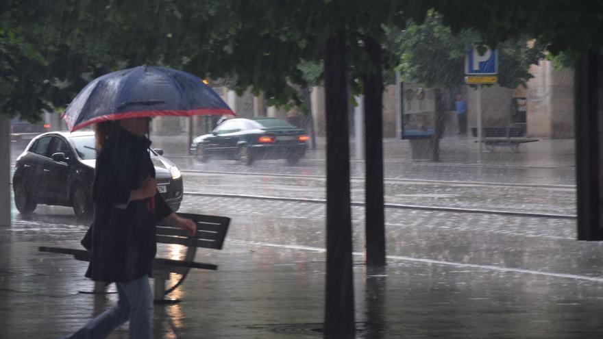 La primera semana de julio estará marcada por la inestabilidad y un descenso de las temperaturas, con lluvias en jueves