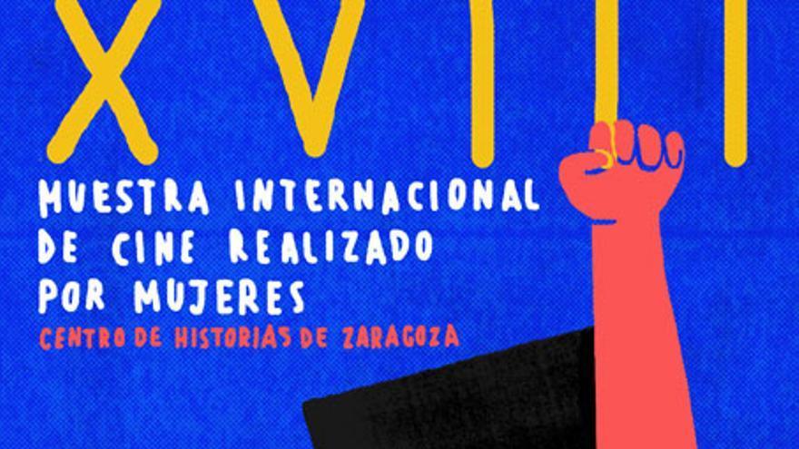 Cartel de la Muestra realizado por Inés Ballesteros.