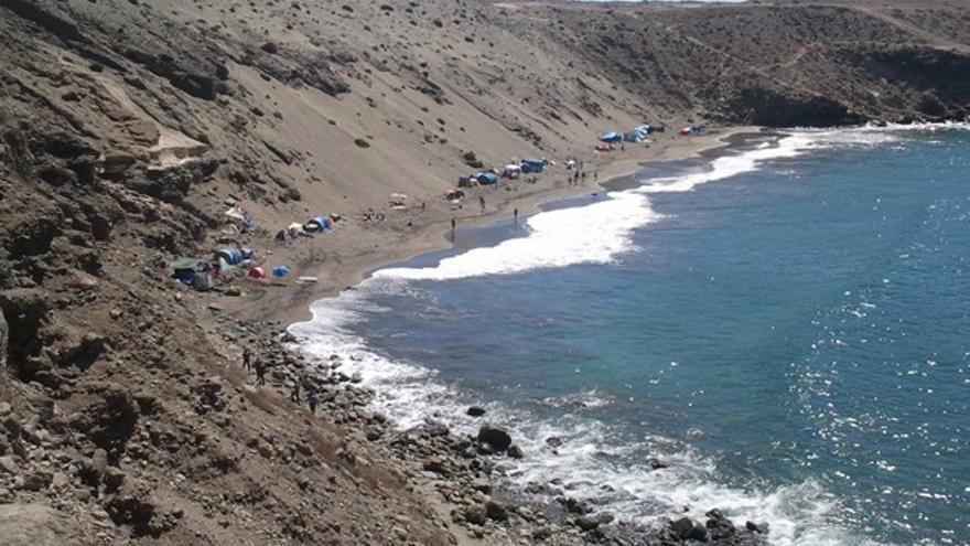 De los desalojos en las playas de Gran Canaria #9