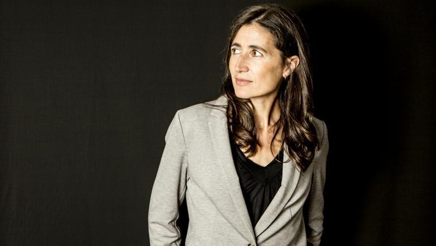 La escritora Andrea Rodés
