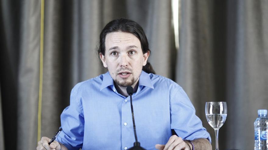 """Iglesias dice que ha habido """"elementos positivos"""" en el discurso de Díaz pero que quieren """"gestos"""" y no """"guiños"""""""