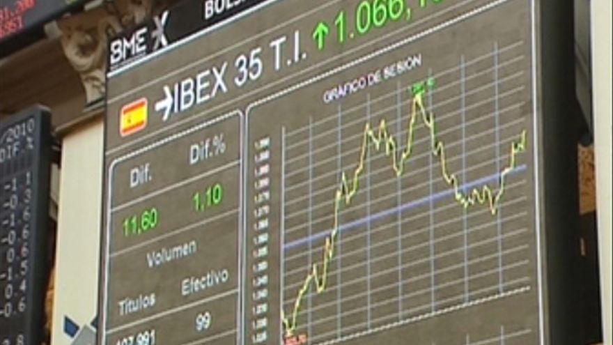 El Ibex 35 sube un 0,81% en la apertura
