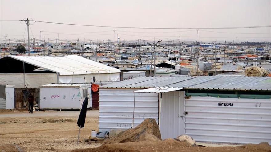 Zaatari, el lugar de Jordania donde el tiempo se detuvo hace cuatro años