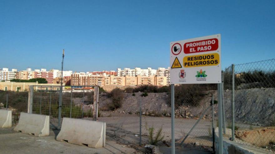 El Ayuntamiento de Cartagena vallará los terrenos del Hondón