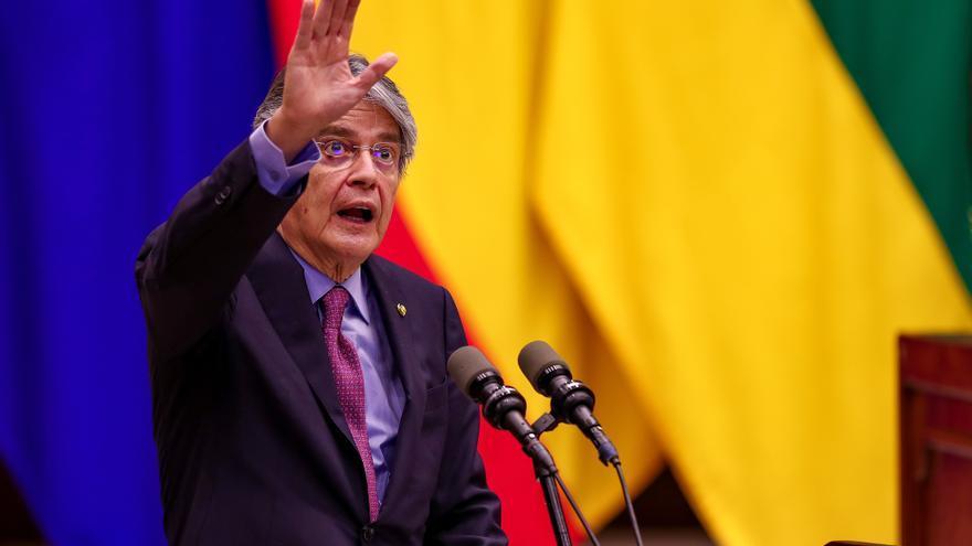 Legislativo de Ecuador devuelve un polémico proyecto de ley de Lasso