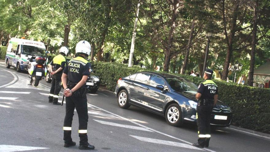 Policía local de Puertollano