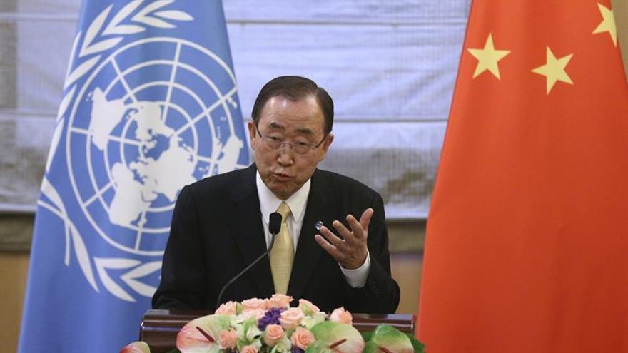 Ban pide un cambio de sistema económico para subsanar las desigualdades