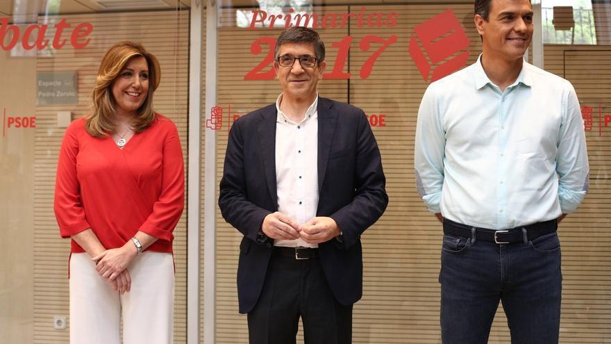 Casi 190.000 militantes del PSOE están llamados este domingo a elegir al nuevo líder del partido