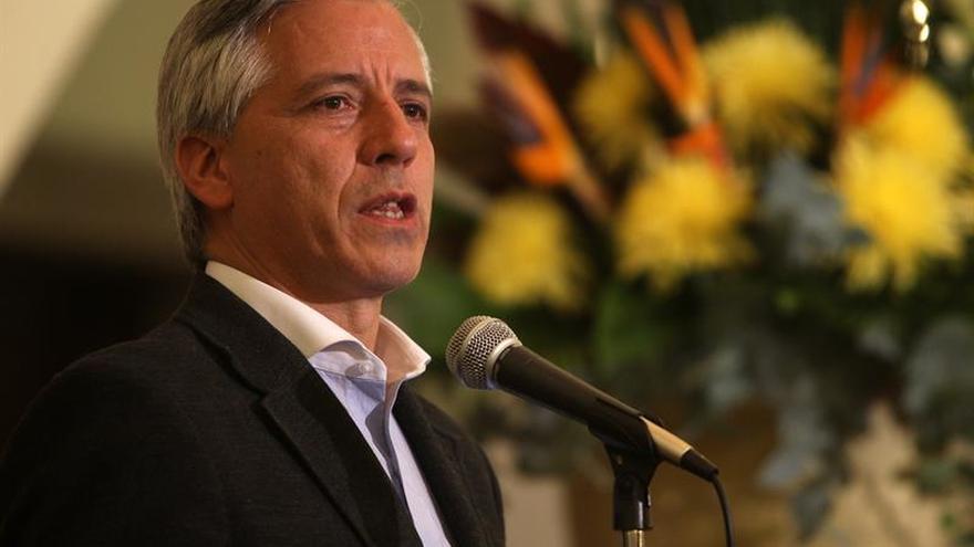 """García Linera: """"Nos tienen que matar antes de que aceptemos privatizaciones"""""""
