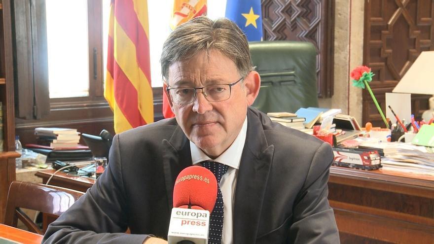 """Puig sobre un adelanto electoral en España: """"Si hay una situación que no tiene salida, se deberán tomar soluciones"""""""