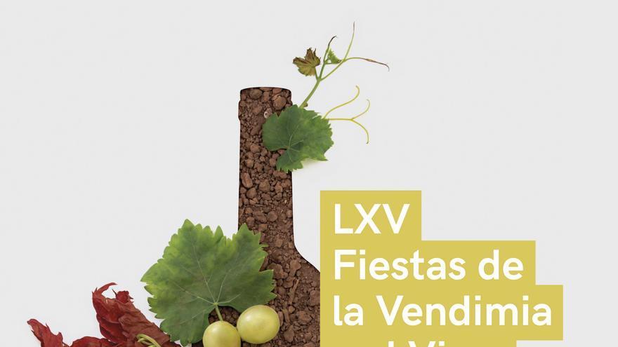 Cartel de las Fiestas del Vino de Valdepeñas 2018