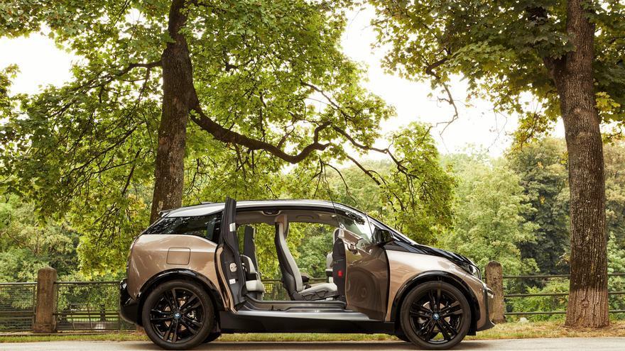 Más autonomía eléctrica  para los BMW i3 e i3s.