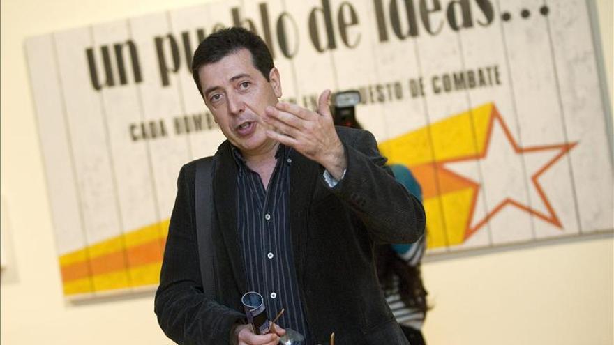 Una exposición plasma en Zaragoza la crónica de la revolución cubana a través de sus vallas