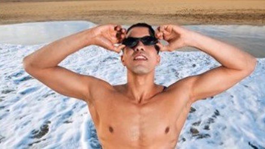 Enhamed Enhamed se había retirado hace siete años de la alta competición tras ganar nueve medallas en tres Juegos Paralímpicos