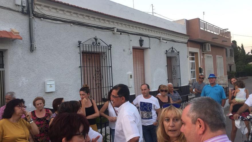 Vecinos de Los Garres denuncian una oleada de robos
