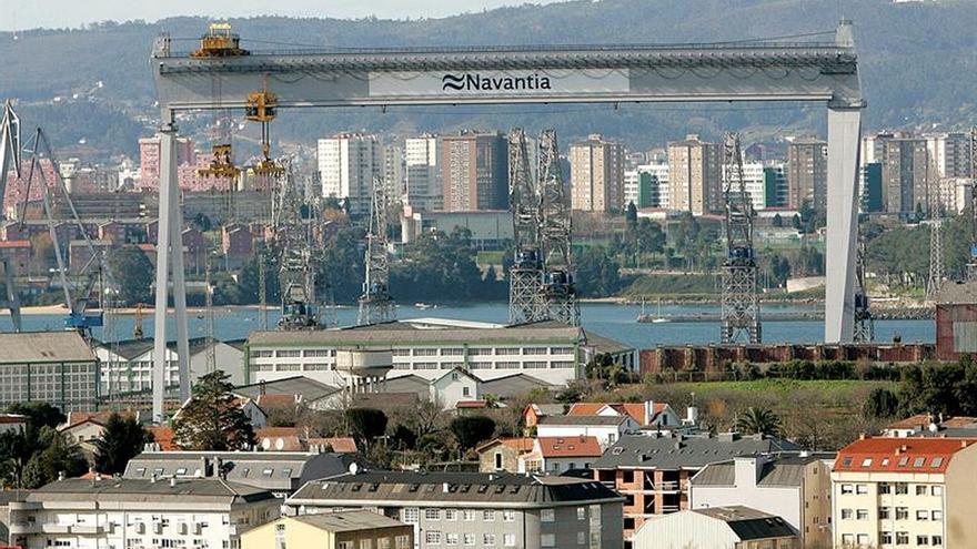 La SEPI asegura que Navantia empezará a fabricar corbetas para Arabia en enero