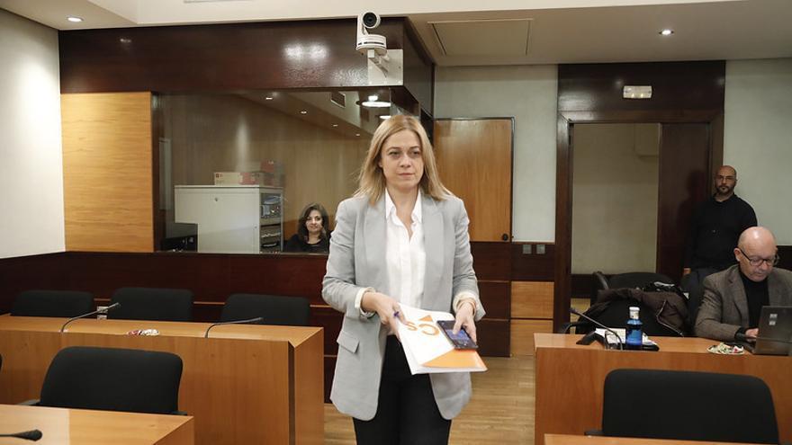 """Carmen Picazo (Ciudadanos): """"No vamos a tirar la toalla"""""""
