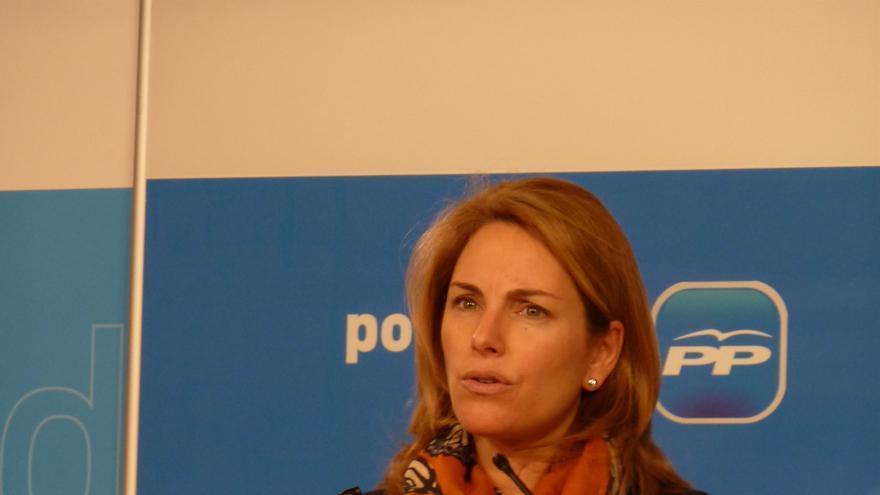 Arantza Quiroga se perfila como la nueva presidenta del Partido Popular vasco.