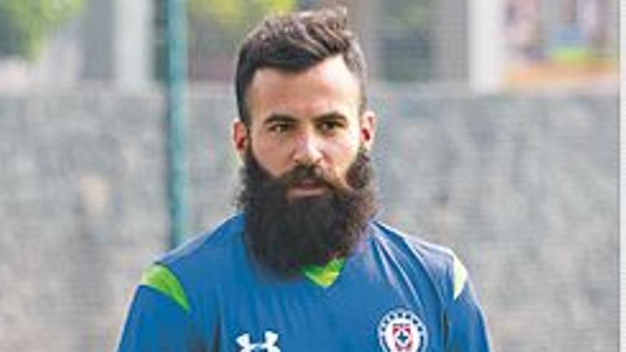 El centrocampista de 28 años Marc Crosas.