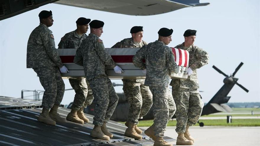 Mueren dos soldados de EEUU por disparos de los talibanes en Afganistán