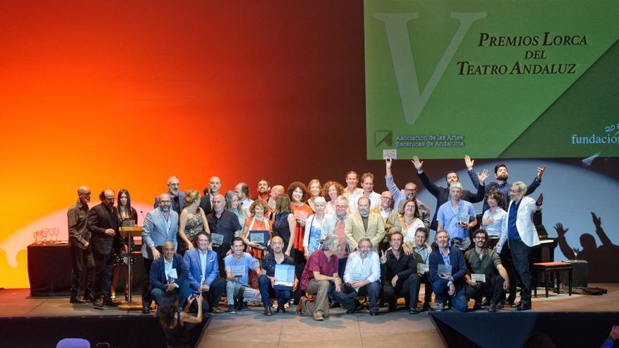 Gala de los Premios Lorca de Teatro Andaluz