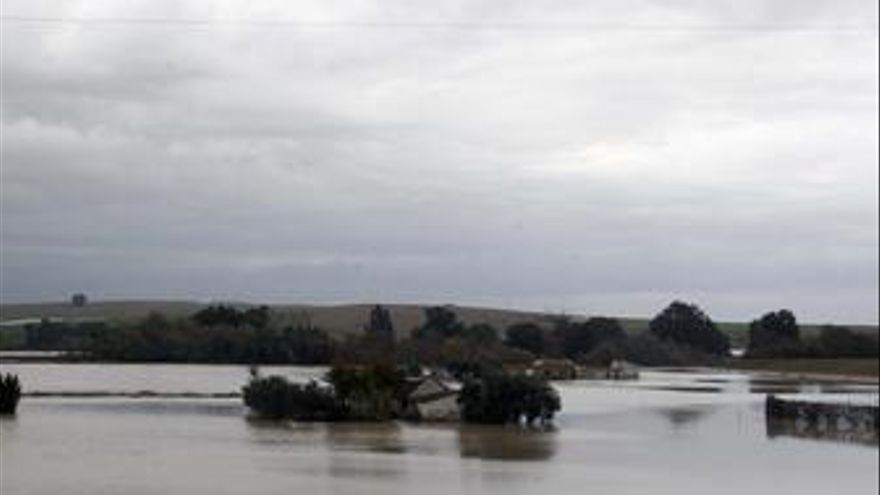 Inundaciones en Ecija