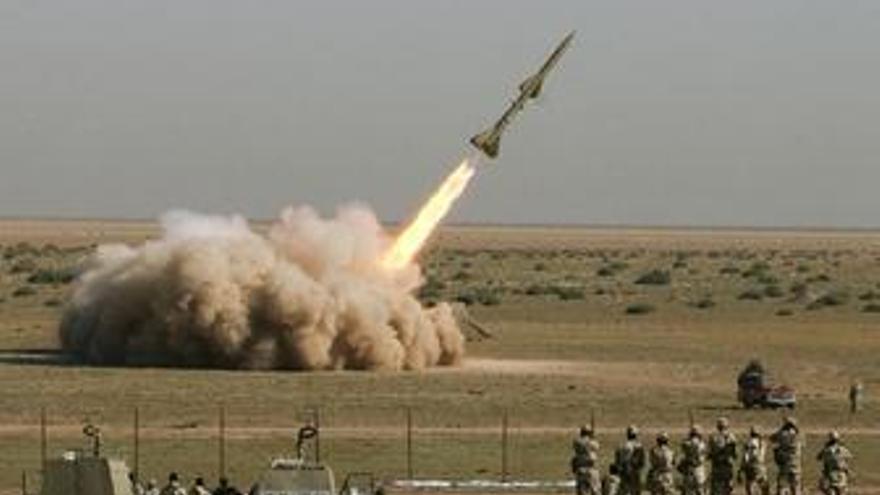 Misiles balísticos de Irán
