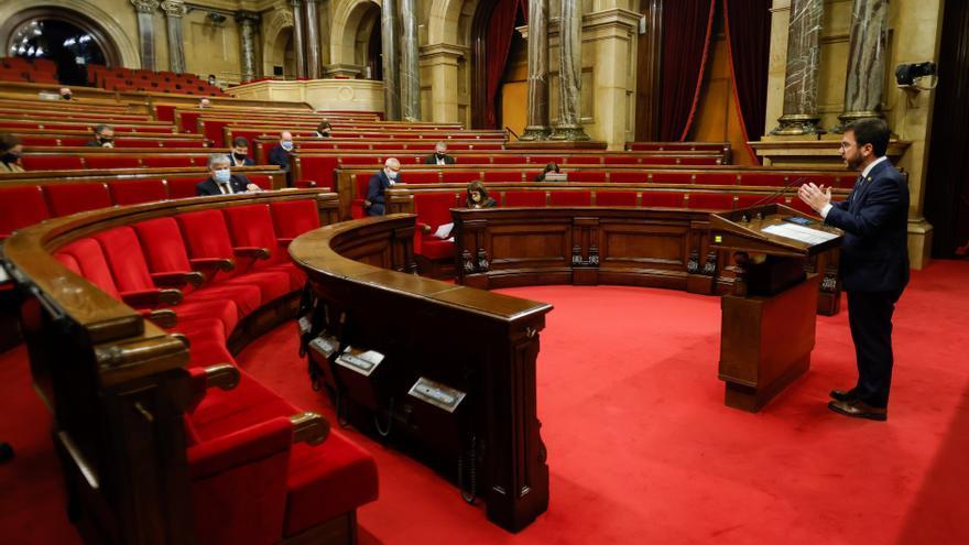 El Govern abre la puerta a prolongar el confinamiento municipal en Cataluña