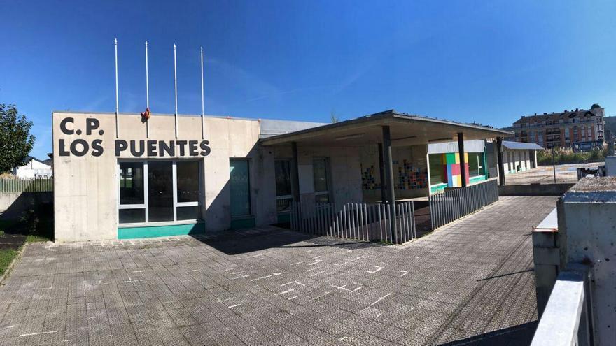 El Colegio Los Puentes cerró sus puertas a finales de 2014 tras la apertura de un nuevo centro.
