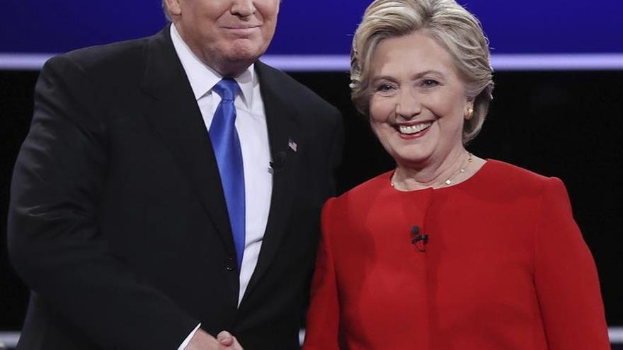 Trump confiesa que le gustaría implicarse en una investigación contra Clinton