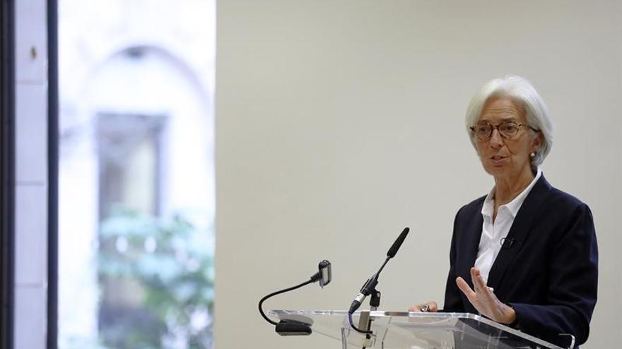El FMI eleva la previsión de crecimiento mundial al 3,9 por ciento en 2018 y 2019