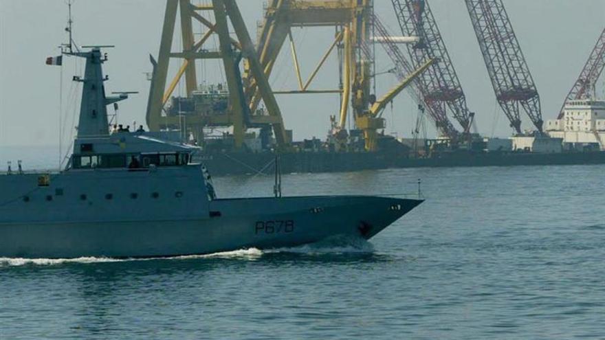Un barco petrolero y un carguero chocan en las costas del norte de Francia