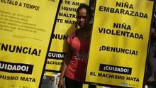 """Salvadoreñas exigen """"institucionalidad eficiente"""" para erradicar la violencia"""